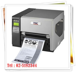 Printer barcode TSC TTP 384M PLUS